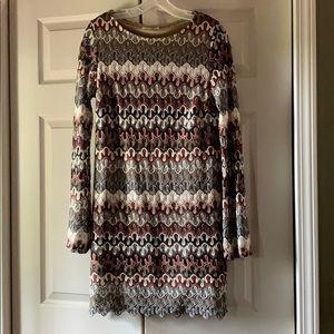 Adrienne LS Dress
